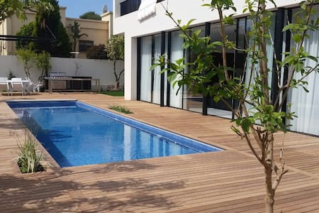 Amazing new villa - Pardes Hanna-Karkur