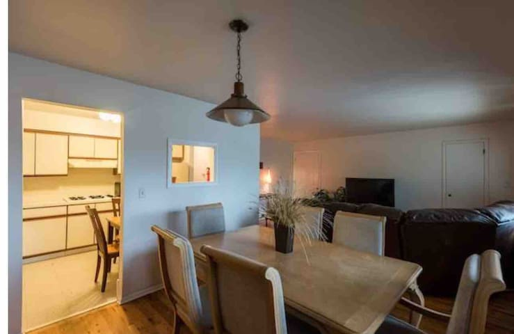 Private room near beach and Monmouth University