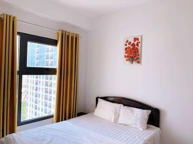 1 phòng trong căn hộ 2 phòng ngủ westbay, Ecopark