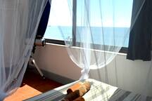 Very romantic room seafront
