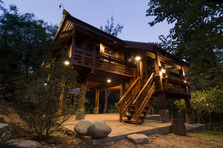 Rice Barn House - Villa de Malee