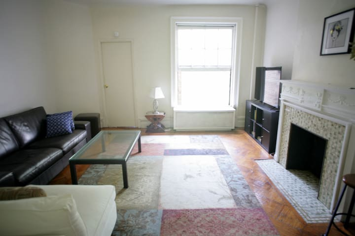 Spacious & Quiet 1 Br Upper West Side, close to CP