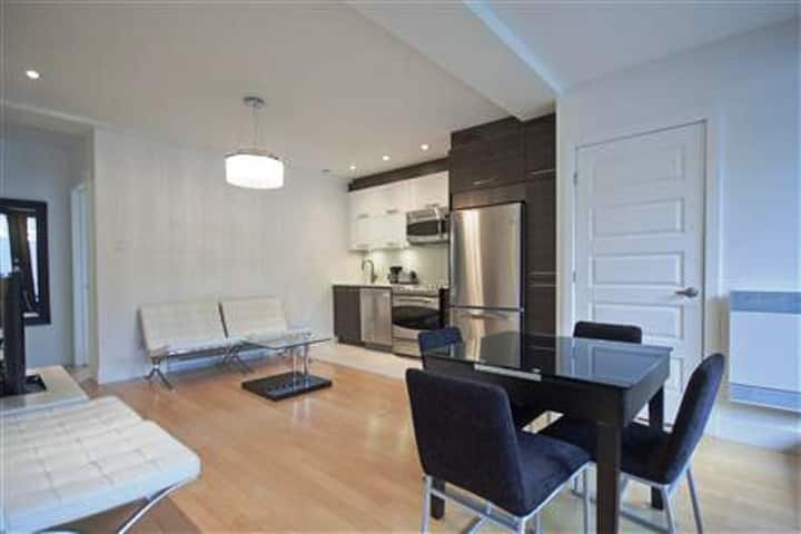 #463 Modern, Open-Concept APT in Plateau Mont-Royal