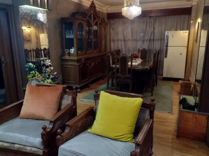 شقق فندقية آمنة بأرقى وأشيك وأنظف مكان بالقاهرة.