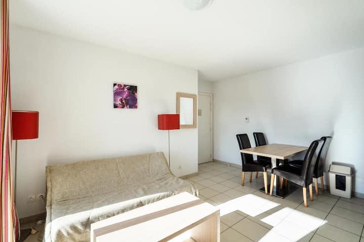 Appartement 2 Pièces 4 Personnes Supérieur - Confort 196502