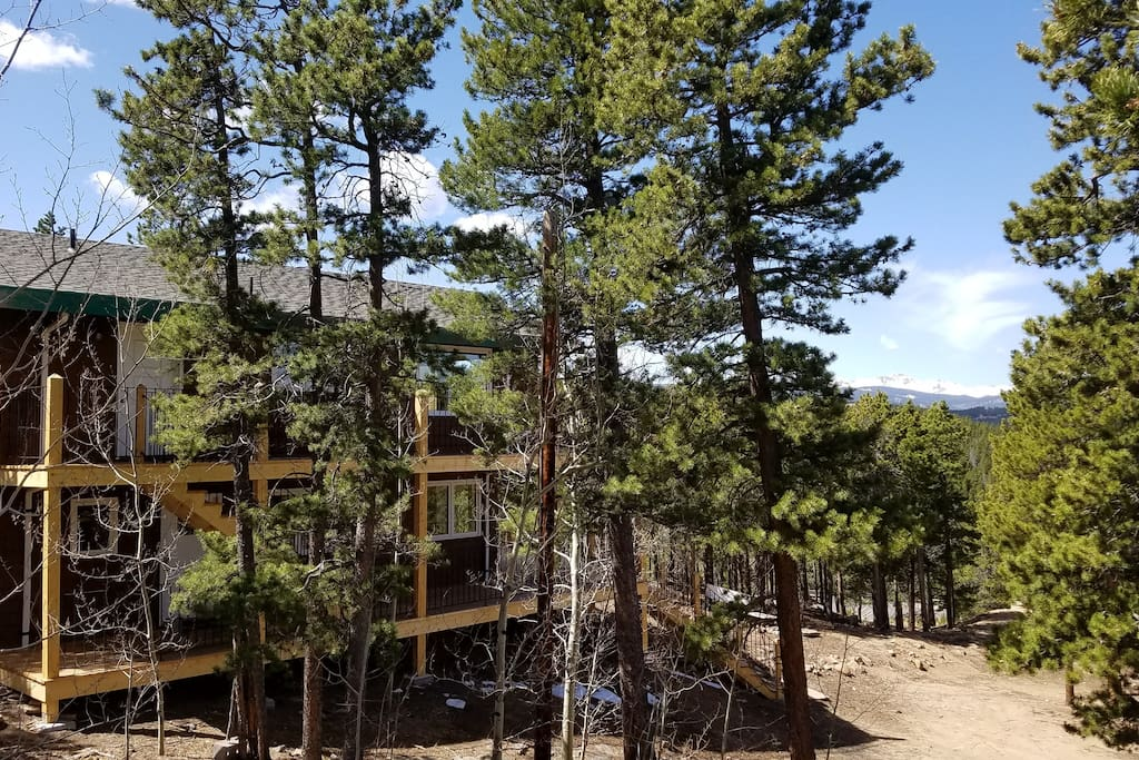 Private 1.8 acre lot in Golden, CO.  Sits at 8500 ft.