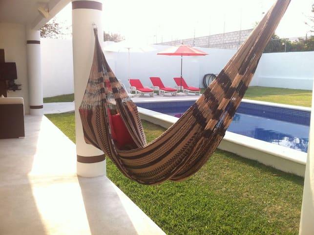 Bed & Breakfast Exclusivo / Suite Cuadruple - Oaxtepec - Appartement
