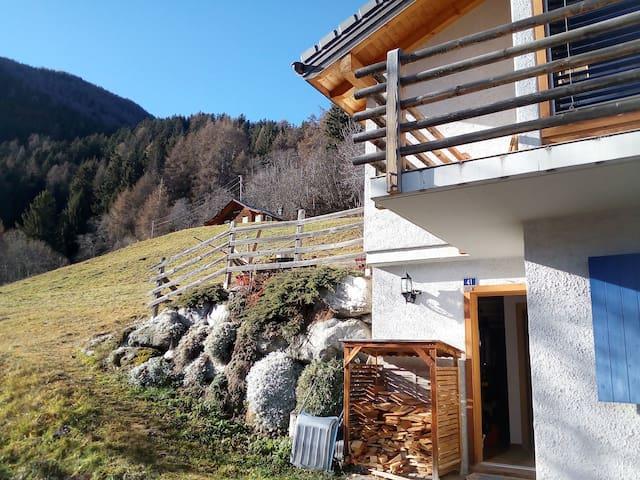 Chambre avec accés privé + sauna