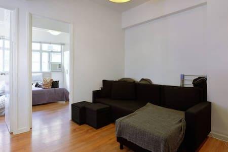 Spacious 1 bedroom 2 bedroom apartment in Wan Chai - Hong Kong - Apartmen