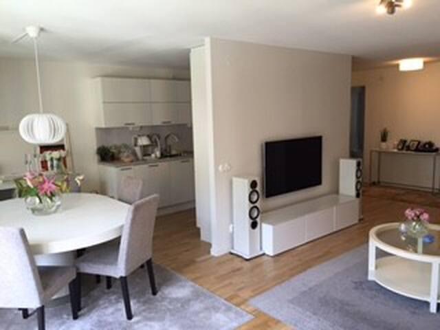 Big, fresh apartment in central Gothenburg - Gothenburg - Byt