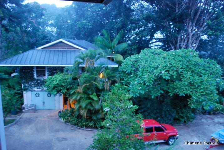 Paradise with a forest view. - Gamboa - House
