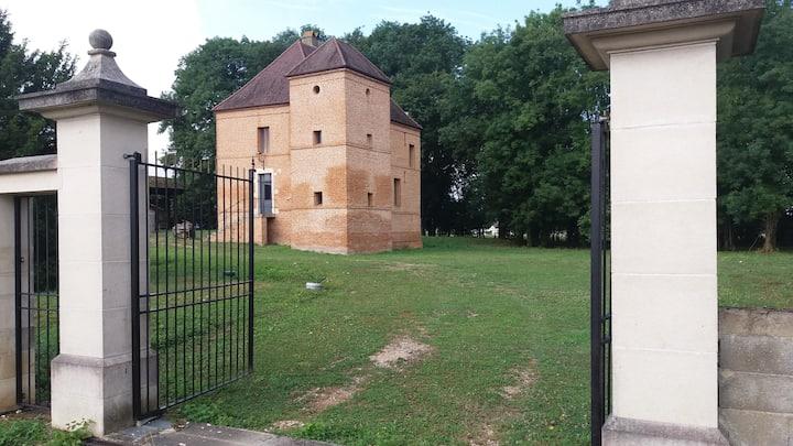 Le château de pourlans