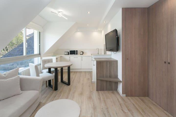 Charmant appartement entièrement rénové à Dinard