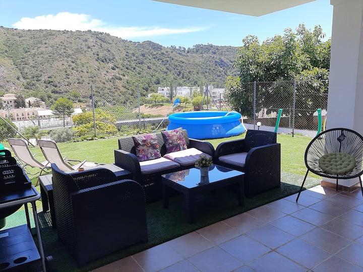 Apartamento con Vistas a la Naturaleza