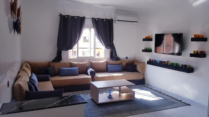 Bel appartement en plein centre de Marrakech