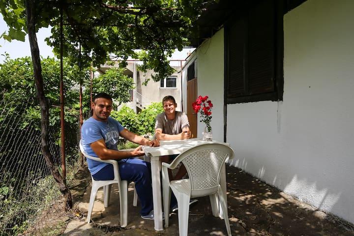 Villa Stara smokva, Montenegro. Sea, sun, fun)) - Mišići - House