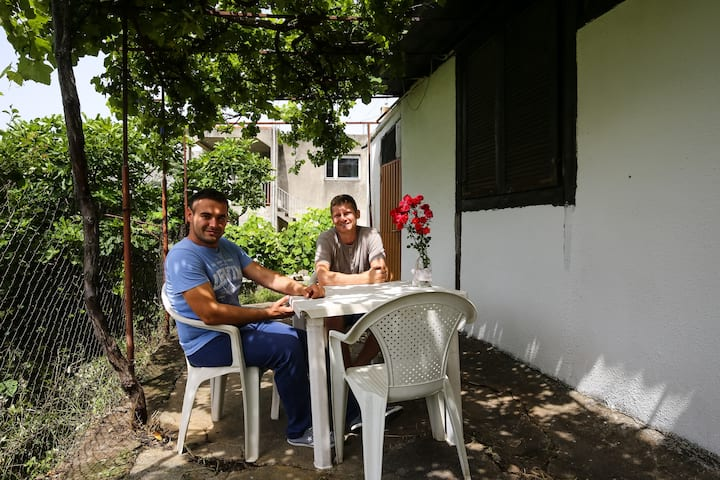 Villa Stara smokva, Montenegro. Sea, sun, fun))
