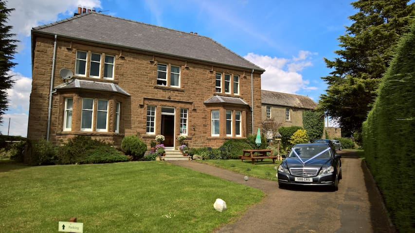 Hay Farm House, tranquil spacious Twin en-suite