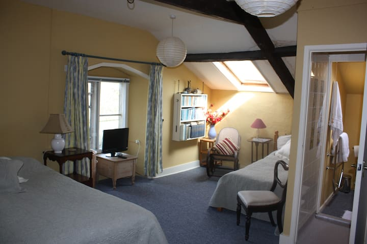 B&B room in Georgian House