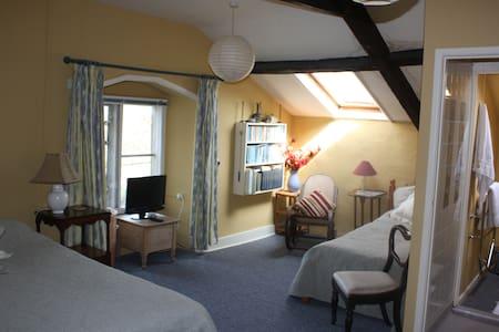 En suite family room - Shepton Mallet  - Bed & Breakfast