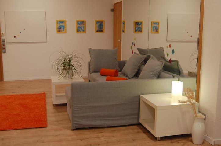 Nürtingen: geräumige Wohnung im Loft-Style