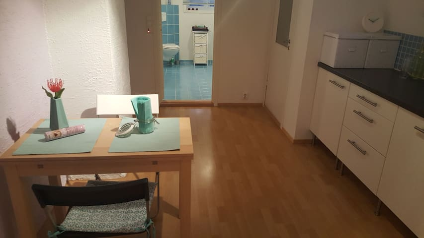 Nice apartment close to Preikestolen (Pulpit Rock)