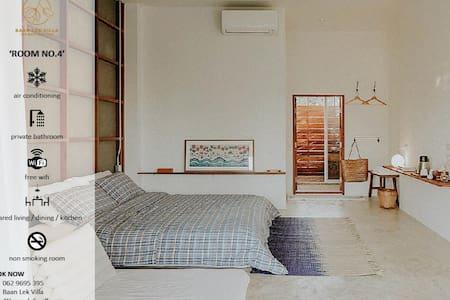 Baan Lek Villa Room no.4