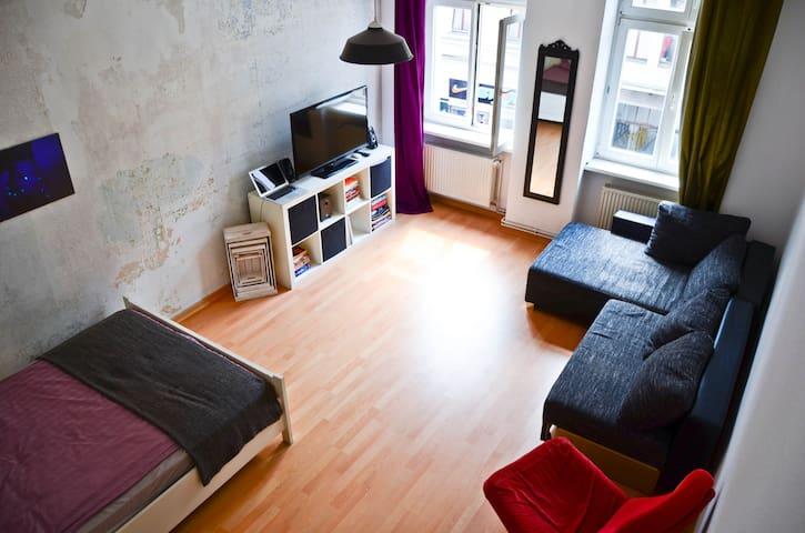 Beautiful room, heart of Kreuzberg - Berlijn - Appartement
