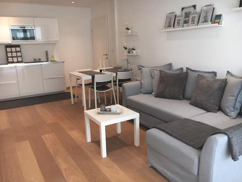 Modern and cosy apartment- Top Location 55 qm