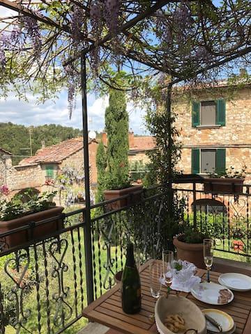 Authenticité au cœur de Toscane, Authentic Tuscany - Trequanda - Casa