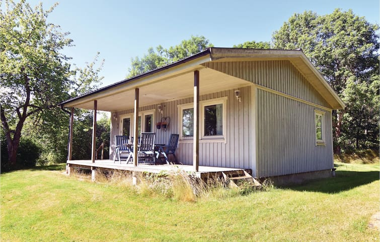 Holiday cottage with 2 bedrooms on 45m² in Mellerud