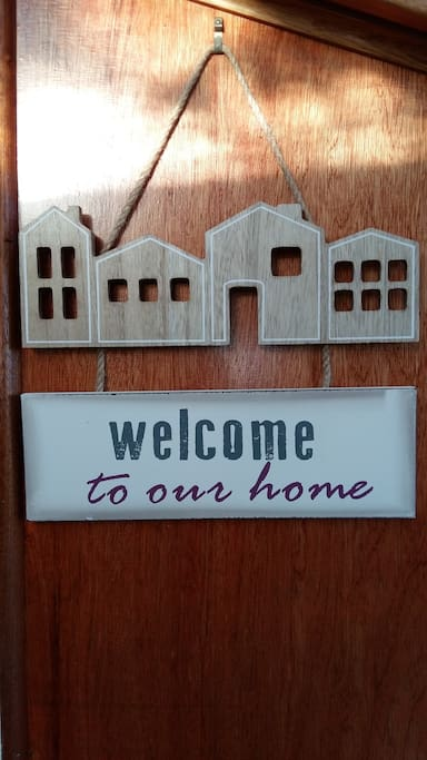 We guarantee everyone a very warm welcome.