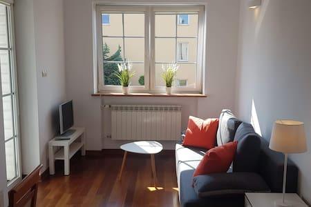 Lavender apartament blisko Centrum Warszawy