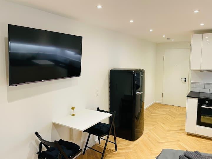 Schickes Apartment im Belgischen Viertel