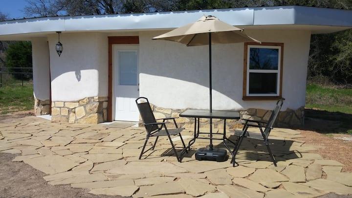 Adobe Cobb House on Texas Ranch