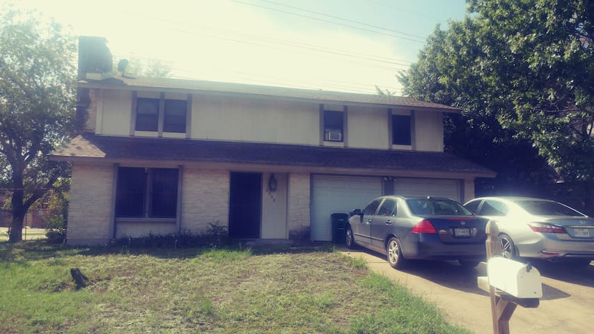 Private 2-Bedroom in South Austin 2-Story Home