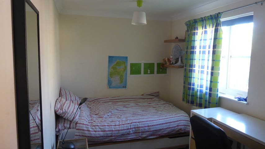 Spacious double bedroom,private bathroom,breakfast - Cambourne - House
