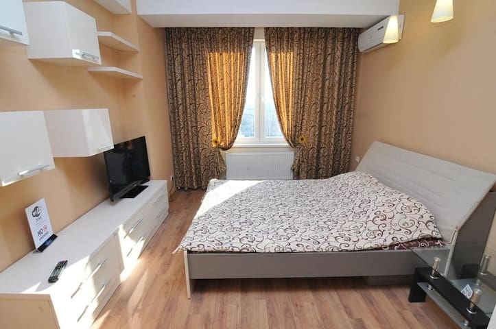 Super comfortable studio apartment! - Chișinău - Daire