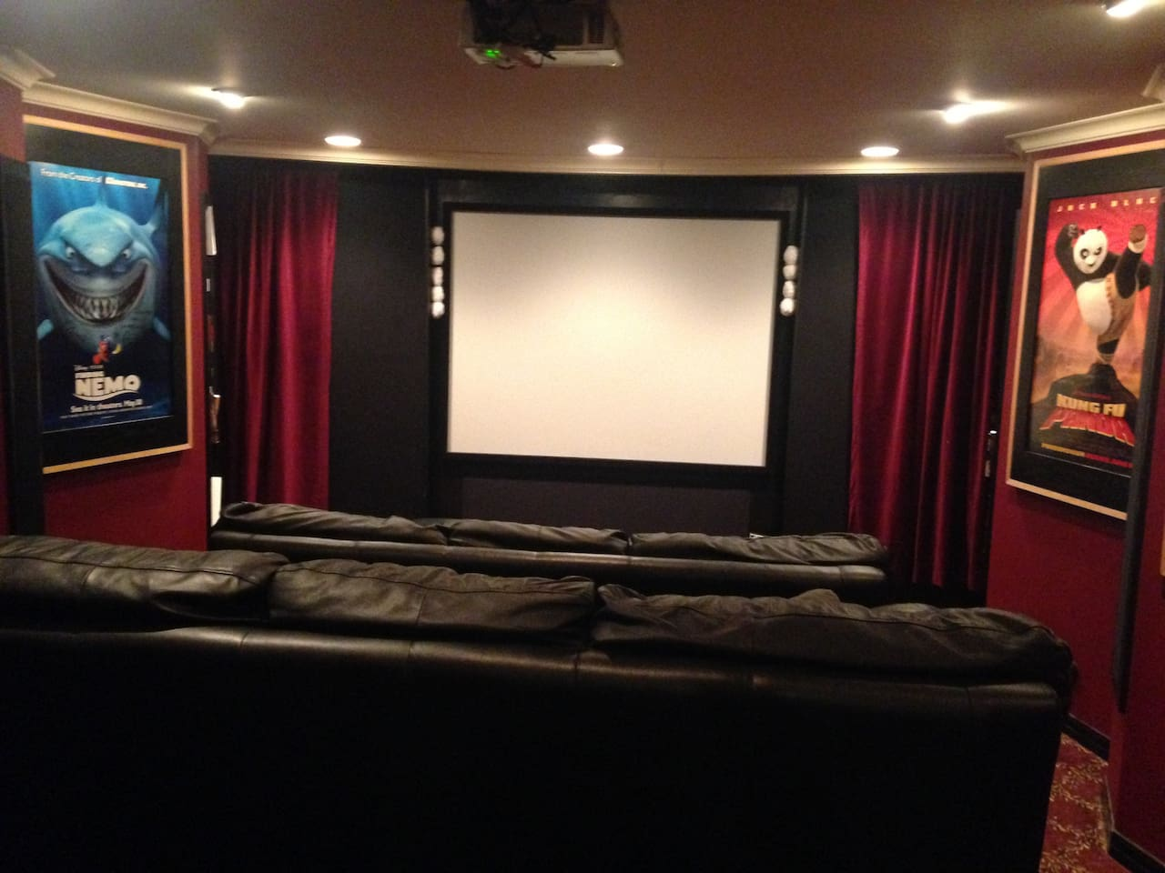 Theater/Screening Room