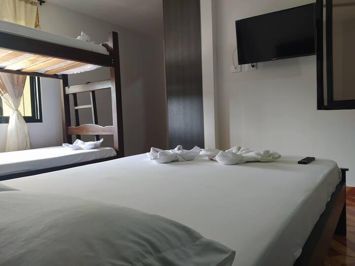 Finca Hotel El Guadual - Habitación Familiar