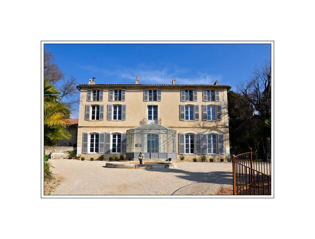 L'appartement de La Villa Brignac - Ollioules - Appartement