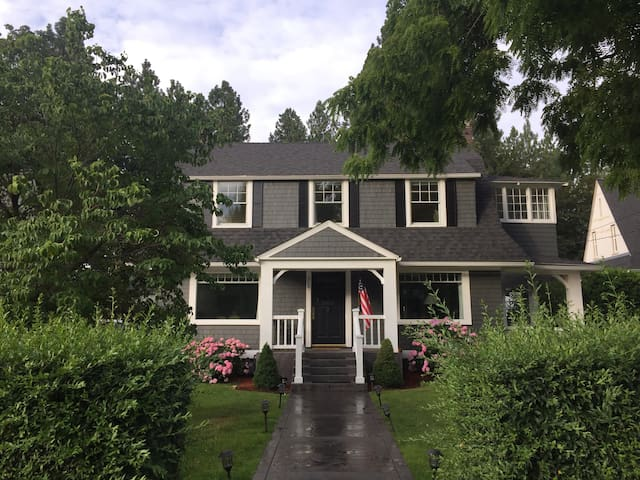 Picture perfect traditional home - Spokane - Haus