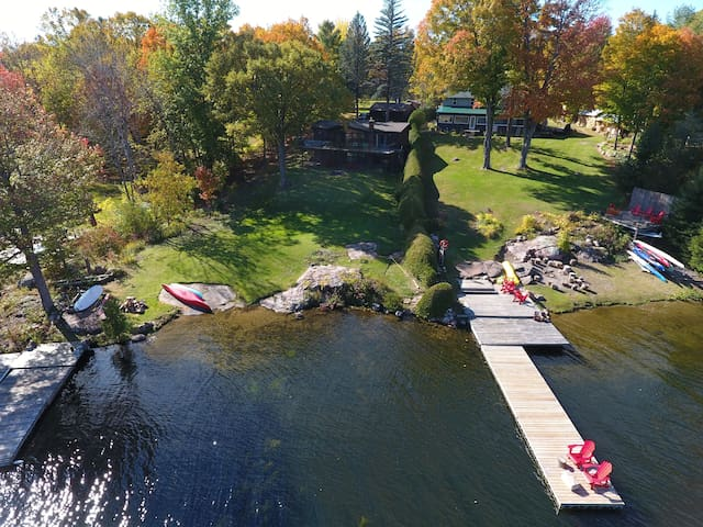 The Manor, Stoney Lake, 7 bedrooms