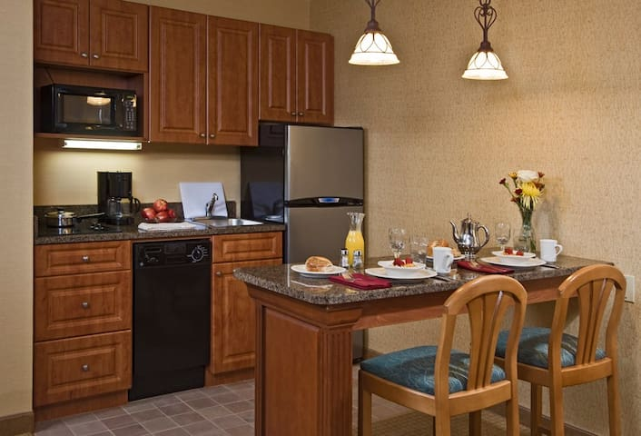 Marriott Residence Inn-Studio Suite - Plainview
