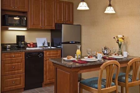 Marriott Residence Inn-Studio Suite - Plainview - Muu