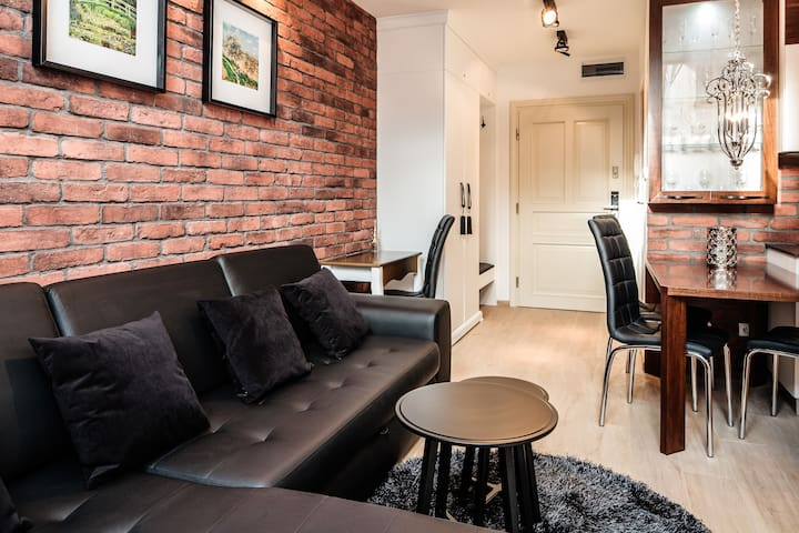 LuXApart 2 rooms, 4 PERS., Old Town