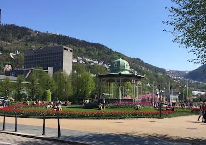 Losji under Sykkel VM i Bergen - Bergen