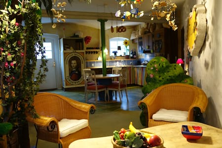 A small adventure close to the ocean 1 - Nyborg - Guesthouse