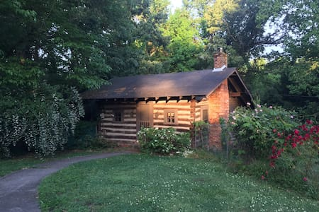 Historic 19th Century Cabin/Guest House