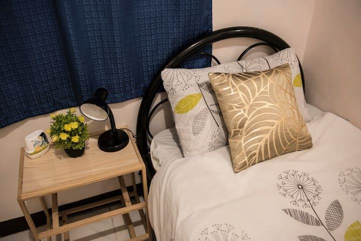 Clean Small Single Room in Olongapo City Center